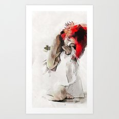Myths  Art Print