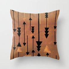 Decker Canyon Throw Pillow