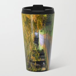 Autumn Journey Travel Mug