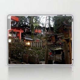 Fushimi Inari Shrine at Dusk Laptop & iPad Skin