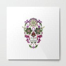 Dream Skull Metal Print