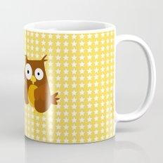 o for owl Mug