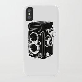 Analog power iPhone Case