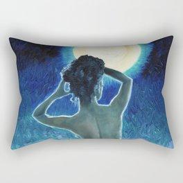 Electric Feel Rectangular Pillow
