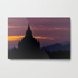 Bagan 3 Metal Print