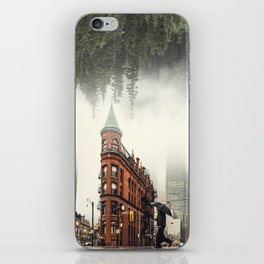 The Gooderham Forest iPhone Skin