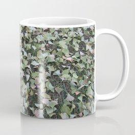 green ginkgo wishes Coffee Mug