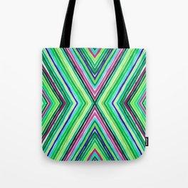 Diagonals Tote Bag