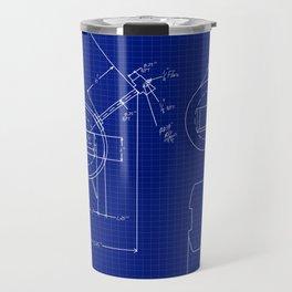 Forge Blueprint Travel Mug