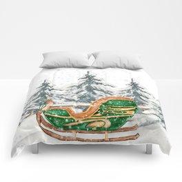 Sleigh Ride Comforters