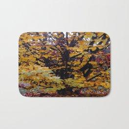 Paintography Of Autumn Bath Mat