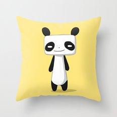 Panda 2 Throw Pillow