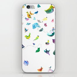 Chickens! iPhone Skin