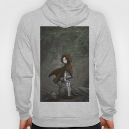 Red Ridding Hood Hoody