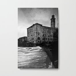 Salts Mill, Salaire, West Yorkshire - UK Metal Print