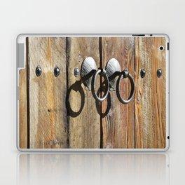 Ring Four Times Laptop & iPad Skin
