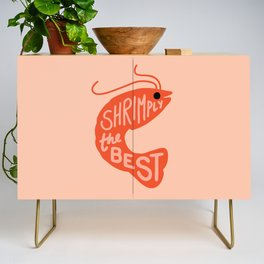 Shrimply the Best Credenza