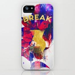 Break 3 iPhone Case
