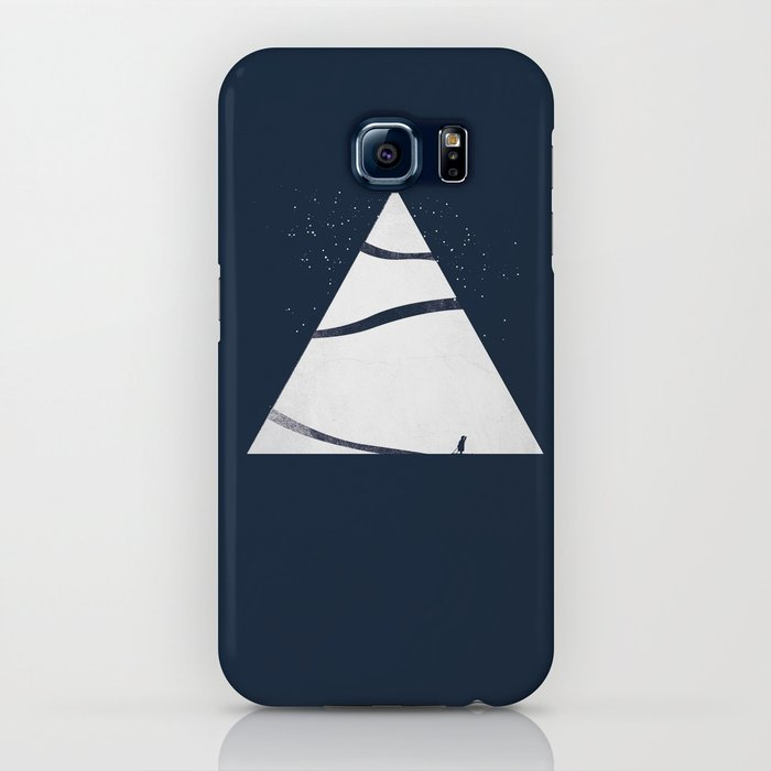 time to snow! iPhone Case