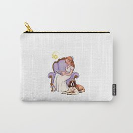 Reading fictional characters: Wendy Carry-All Pouch
