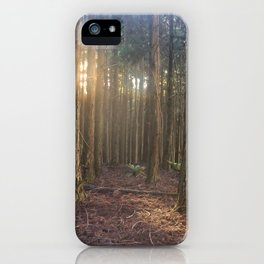 Polipoli's Enchanted Forest iPhone Case