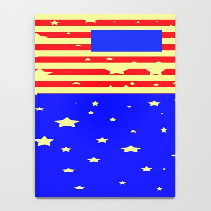 Mr. America  Notebook