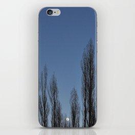 Moon set iPhone Skin