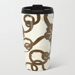 gorgonia Metal Travel Mug