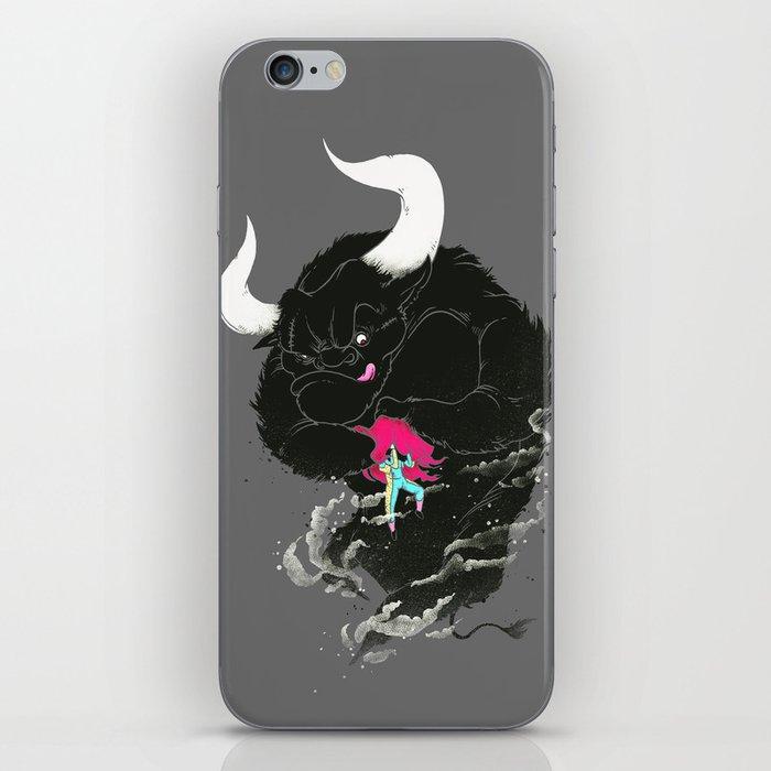 Bullfighting iPhone Skin