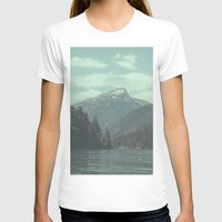 diablo T-shirts featuring Diablo Lake by jordanwlee.com