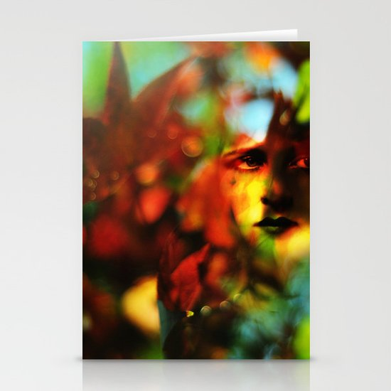 Autumnal Stationery Cards