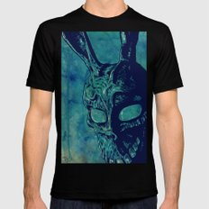 Donnie Darko Black SMALL Mens Fitted Tee