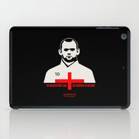 england iPad Cases featuring England by Skiller Moves