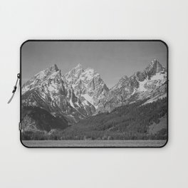 Ansel Adams - Grass Valley and Grand Tetons Laptop Sleeve
