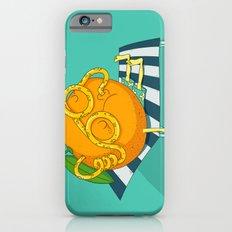 Orange Juice iPhone 6s Slim Case