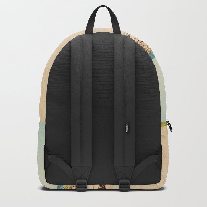 Rocky Beach Backpack