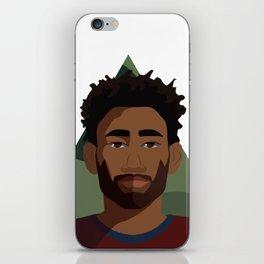 Earn iPhone Skin