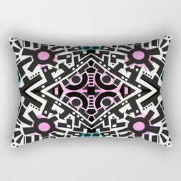Lost Time Ticking Rectangular Pillow