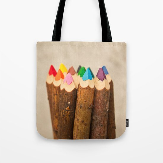 Color Me Free I Tote Bag
