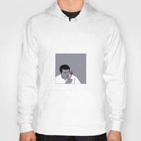 ali gulec Hoodies featuring Ali by Cyrille Savelieff
