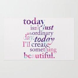 Today - Multicolor Rug