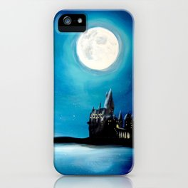 School of Witchcraft and Wizardry... iPhone Case