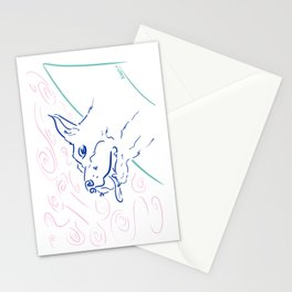 Biscuit in the Sky Stationery Cards