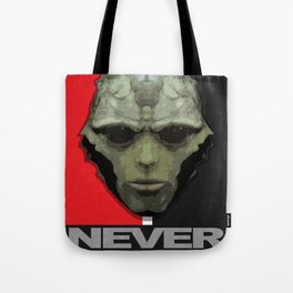 NEVER FORGET - Thane Krios - Mass Effect Tote Bag