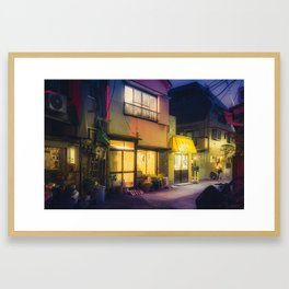 You're Where I Want to Go/ Anthony Presley Photo Print Framed Art Print