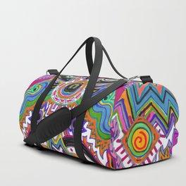 Abstract Art Duffle Bag