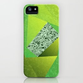 Twirl-220116b iPhone Case
