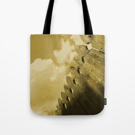 SMALL TOWN SKY 3 Tote Bag