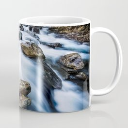 Take Me to the River - Rushing Rapids in the Great Smoky Mountains Coffee Mug