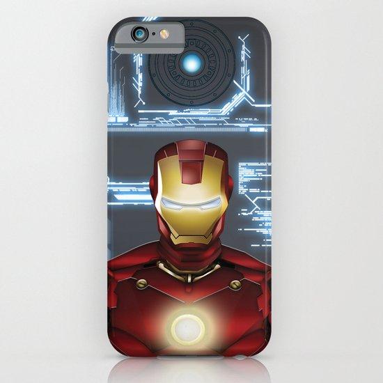 Iron-Man iPhone & iPod Case